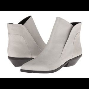 Shellys London Hingston Ankle Boots White 38 / 7.5