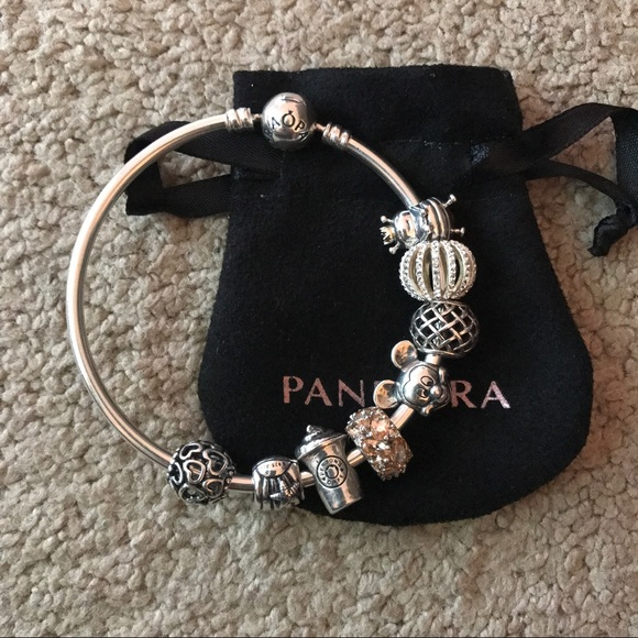 Pandora Jewelry Cloud: Pandora Charms $125 For Bracelet & Charms! From