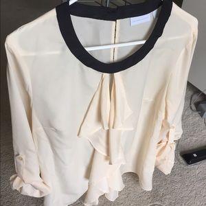 New York company beautiful blouse size L brand new