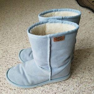 Emu Shoes - Emu Wool Boots