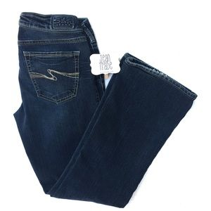 Silver Jeans Bootcut Aiko