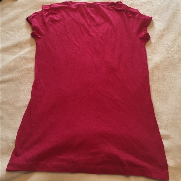 PINK Victoria's Secret Tops - vs pink tee size L excellent condition