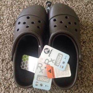 CROCS Shoes - New Diabetic Crocs Large