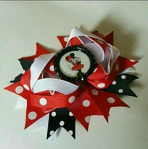 Other - 3 for $10 sale! New Minnie Mouse Hairbow