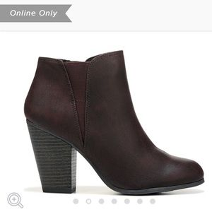 Fergalicious Shoes - Brick Booties