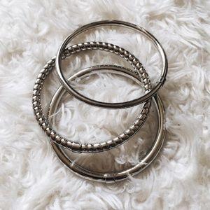 Jewelry - Silver bangles