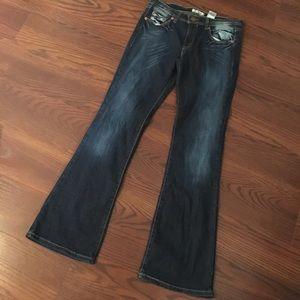 NWOT Levi's 518 Superlow Bootcut Jeans