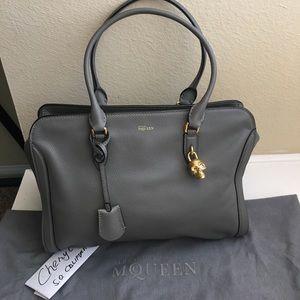 Alexander McQueen Handbags - Alexander McQueen Large Scull Tote