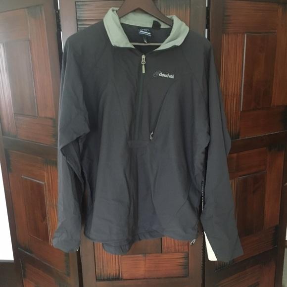 Jackets Amp Coats Mens L Cloudveil Soft Shell Pullover