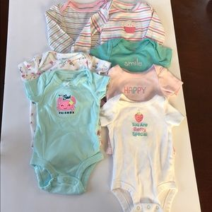 Koala Kids Other - 7 Piece 3 Month Bundle.