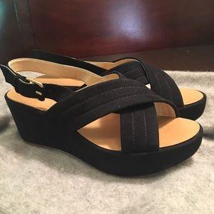 J. Crew Shoes - J. CREW flatform sandals 🌟🌟🌟