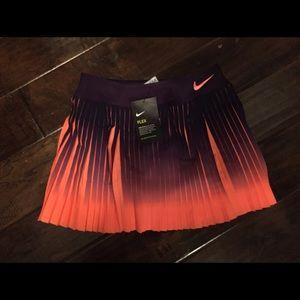 New Nike flex tennis skirt