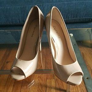Zigi Soho Shoes - Zigi Soho nude heels