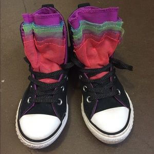 """Converse Other - Converse All Star """"Party"""" Tulle"""