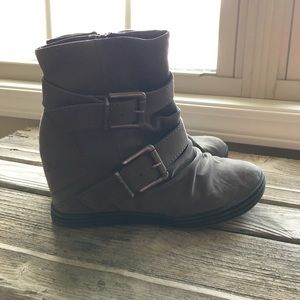 Blowfish Shoes - Blowfish Malibu Wedge Boots