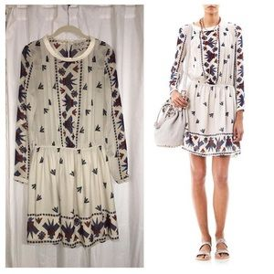 Barneys New York Dresses & Skirts - Gently used Sea NY Silk Print Dress! Sz 6