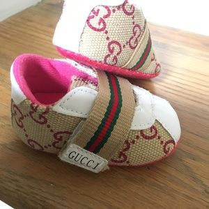 6b0c43bd66d Gucci Shoes - Baby Gucci Shoes newborn and crawler