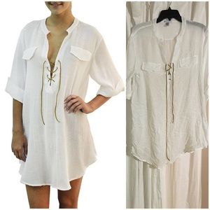 Eberjey Other - Like new Everjey Riley Beach Cover up! Sz M