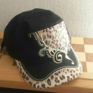 KBETHOS   Other - KBETHOS ANIMAL PRINT HAT