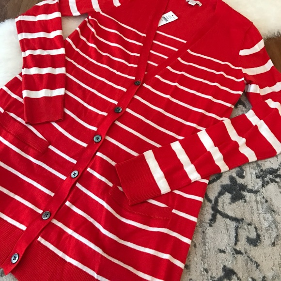 GAP Sweaters - Long button down cardigan