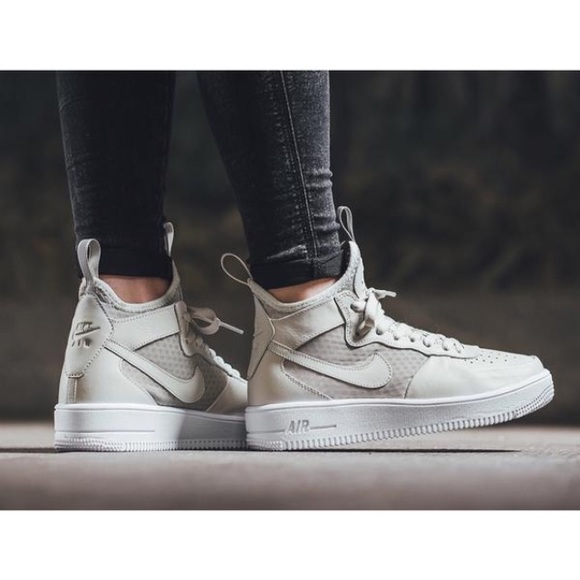 Nike Shoes | Air Force 1 Ultraforce Mid Casual | Poshmark