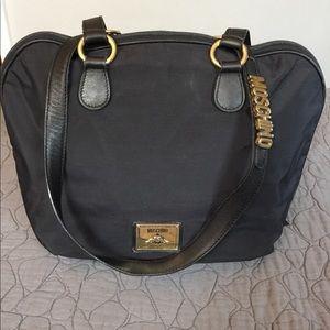 Moschino Handbags - Vintage Moschino Redwall Hobo Bag