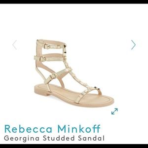Rebecca Minkoff Shoes - ✨TODAY ONLY✨Rebecca Minkofff GeorginaStuddedSandal