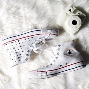 Converse Shoes - Converse All Star jeweled sneakers