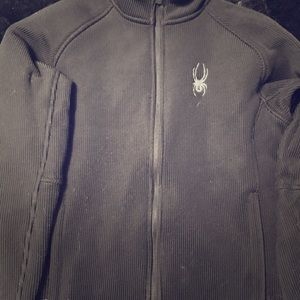 Spyder Other - Black spyder jacket