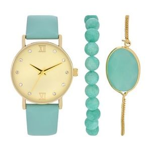 Accessories - 🆕Mint Teal Set  sold 