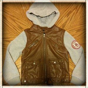 Urban Republic Other - Lightly worn! Bomber jacket