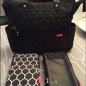 Skip Hop Handbags - Skip Hop Forma Pack and Go Diaper Tote