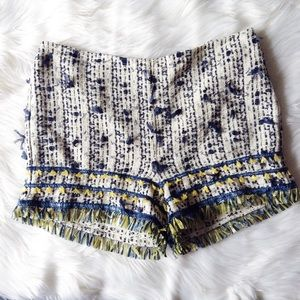 Anthropologie Pants - Anna Sui shorts