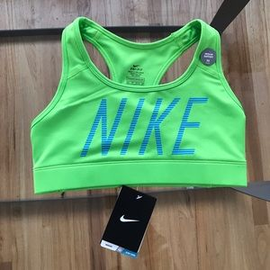 Nike Other - NIKE Dri-Fit Sports Bra Size XS NWT