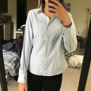 Cutter & Buck Tops - Cutter & Buck Light Blue Button-down Shirt