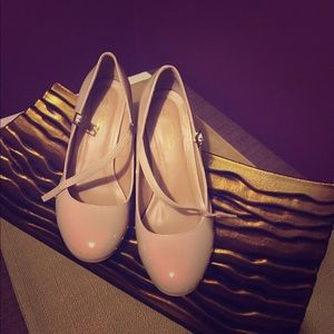 Journee Collection Shoes - Mary Jane Heels