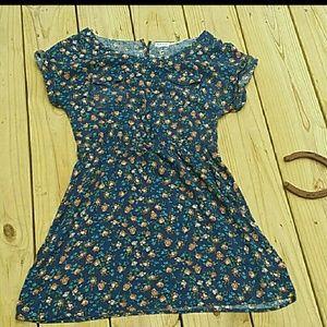 Blue Bird Dresses & Skirts - Blue Bird mini dress size: small