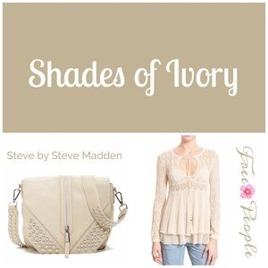 Ivory/ Cream Section 🍨