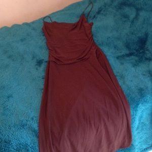 Rimini Dresses & Skirts - Brown Rimini Dress