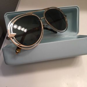Karen Walker Accessories - Karen walker Jacques aviator sunglasses