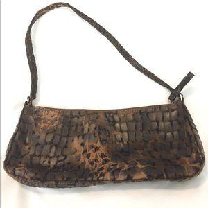 ALDO animal print purse