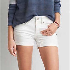 American Eagle Outfitters Pants - AMERICAN EAGLE midi shorts