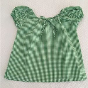 Papo d'Anjo Other - Papo d'Anjo gingham top