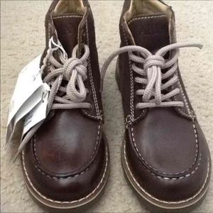 Armani Junior authentic leather shoes