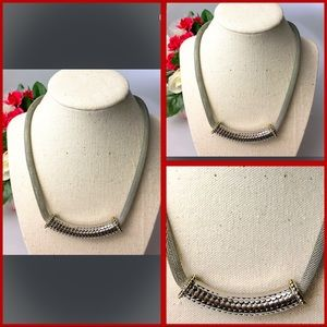 """Jewelry - Metalwork 17"""" Magnetic Necklace"""