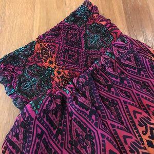 Xhilaration Dresses - Patterned maxi dress