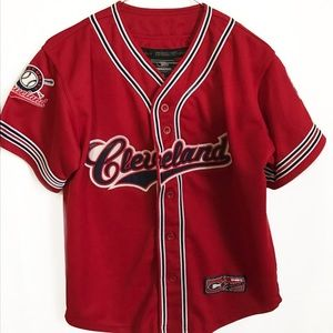 Colosseum Other - Cleveland Baseball Jersey YXL Boy's