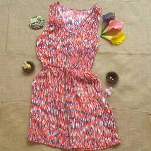 Eight Sixty Dresses & Skirts - Pink and Blue Small Dress