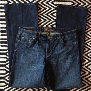 Kut from the Kloth Denim - KUT from the Kloth dark denim jeans