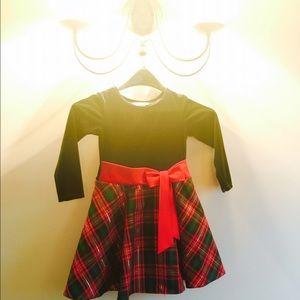 Bonnie Jean Other - Little Girls Bonnie Jean Holliday Dress. Size 4.